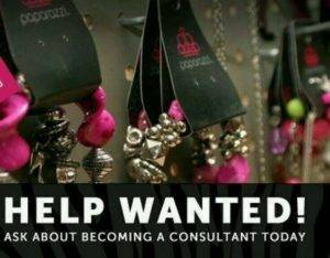 Help Wanted image Make money selling $5 jewelry