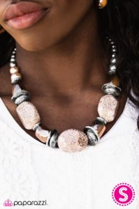 In-Good-Glazes-Peach $5 necklaces